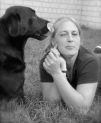 Hundetrainerin Manuela Habermann